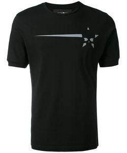 Hydrogen   Skull Print T-Shirt L