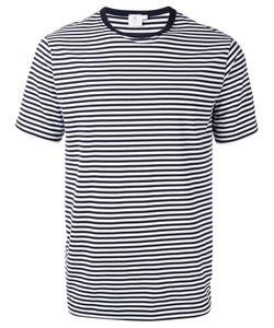 Sunspel | Striped T-Shirt Size Small