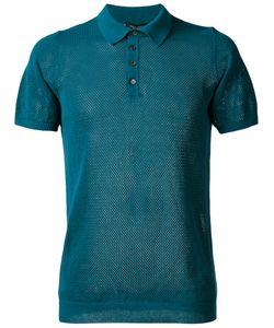 Roberto Collina | Net Polo Shirt