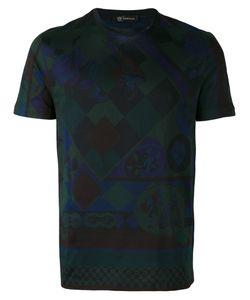 Versace   Masquerade Print T-Shirt Size Large