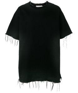Marques Almeida | Marquesalmeida Raw Edge Denim T-Shirt Size Small