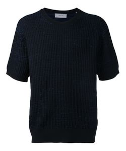 Cerruti   1881 Ribbed Stitch T-Shirt Size Large