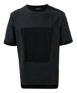 Consistence   Striped Panel T-Shirt Men 50