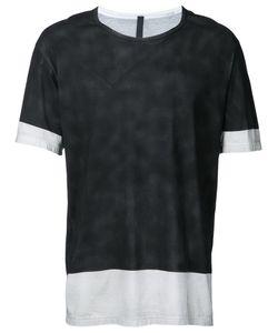 KAZUYUKI KUMAGAI | Round Neck Layered T-Shirt