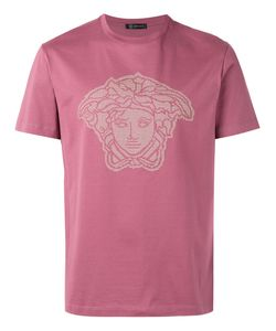 Versace   Medusa Head T-Shirt Size Small