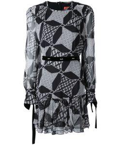 MANNING CARTELL | Constellations Mini Dress Medium Silk