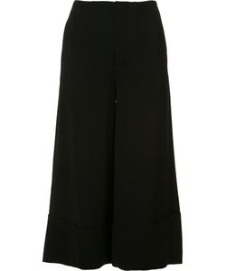 Co | Wide-Legged Culottes Xs Rayon/Polyester