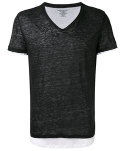 MAJESTIC FILATURES   Layered T-Shirt Size Xl