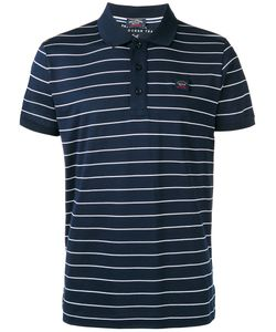 Paul & Shark | Striped Polo Shirt Xxxl Cotton
