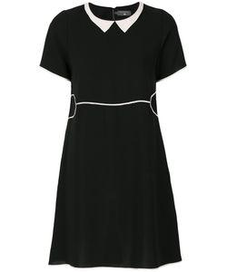 Cotélac | Collar Detail Shift Dress Women