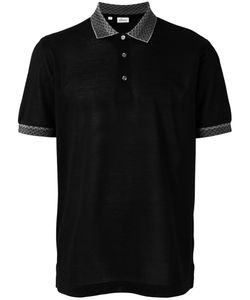 Brioni | Collar Detail Polo Shirt Size Xl