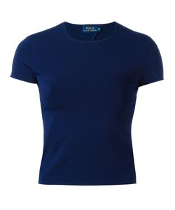 Polo Ralph Lauren | Open Back Blouse Xs Viscose/Nylon/Spandex/Elastane