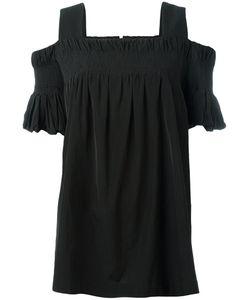 Dries Van Noten | Smocked Neckline Blouse Size 38