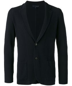 Lardini | Notched Lapel Blazer Large