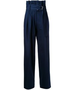 N Duo | Belted High Waisted Trousers