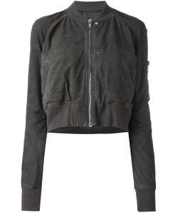 Rick Owens | Укороченная Куртка-Бомбер
