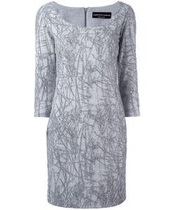 Cristiano Burani | Платье С Узором