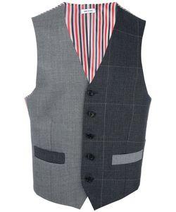 Thom Browne | Colour Block Waistcoat
