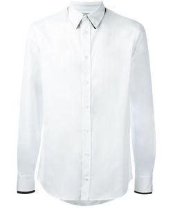 Alexander McQueen | Рубашка С Двойным Воротником