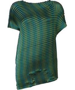 Issey Miyake | Pleated T-Shirt