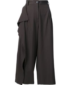 Isabel Benenato | Cropped Trousers