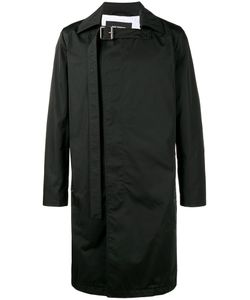 Raf Simons | Double Breasted Trench Coat 44 Polyester