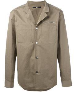 SYSTEM HOMME | Куртка-Рубашка С Люверсами