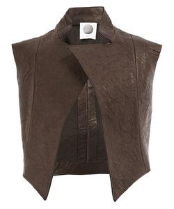 AGANOVICH | Asymmetric Waistcoat