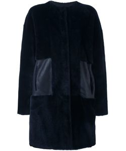 Piazza Sempione | Button Down Coat