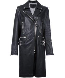 Alexander Wang | Удлиненная Байкерская Куртка