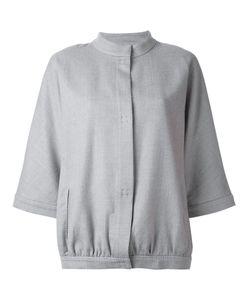 Eleventy | Укороченная Куртка Без Воротника