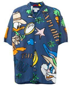 JC DE CASTELBAJAC VINTAGE | Рубашка С Принтом Looney Tunes
