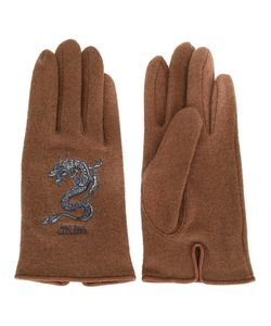 JEAN PAUL GAULTIER VINTAGE | Dragon Embroidered Gloves