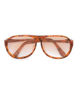 PIERRE CARDIN VINTAGE | Drop Frame Sunglasses