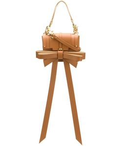 NIELS PEERAER | Oversized Bow Crossbody Bag