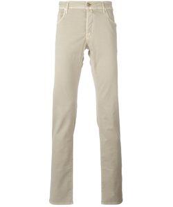 Jacob Cohёn | Jacob Cohen Straight-Leg Trousers 36 Cotton/Lyocell/Spandex/Elastane