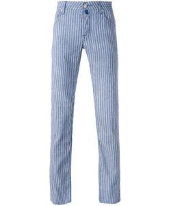 Jacob Cohёn | Jacob Cohen Striped Trousers 34