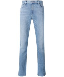 Michael Kors | Washed Slim Fit Jeans