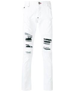 Philipp Plein | Distressed Jeans 33