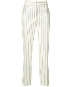 Jil Sander | Striped Straight Trousers