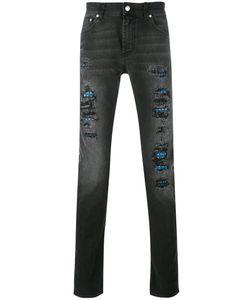 Alexander McQueen | Distressed Jeans 52