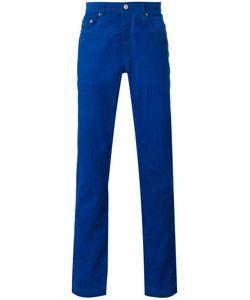 Massimo Alba   Slim-Fit Trousers Size 30