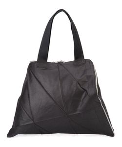 Issey Miyake | Glossy Origami Structured Tote