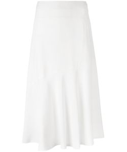 Jil Sander | Flared Midi Skirt