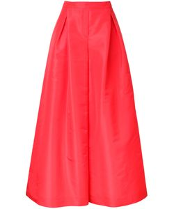 Carolina Herrera   Wide-Leg Palazzo Pants Size 8