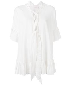 See By Chloe | See By Chloé Lace-Up Front Blouse