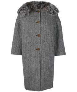 Ermanno Scervino | Пальто С Укороченными Рукавами