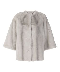 Yves Salomon | Fur Detail Jacket Women