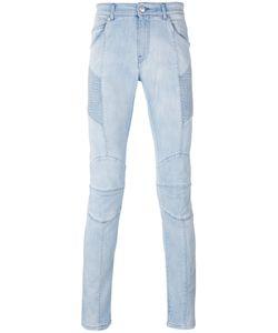 Pierre Balmain | Destroyed Skinny Jeans
