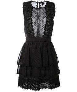 Just Cavalli | Sheer Panel Layered Dress Size 40